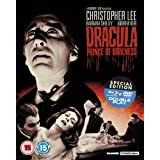 Dracula Prince Of Darkness (Blu-ray + DVD)by Christopher Lee