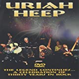 Uriah Heep - The Legend Continues