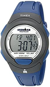 Timex Men's T5K6109J Ironman Traditional 10-Lap  Sport Watch