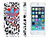 iPhone5 /5s ケース adidas×JeremyScott アディダス×ジェレミースコットコラボケース レオパード