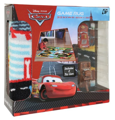 Disney Pixar Cars Racing Play Rug