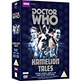 Doctor Who - Kamelion Tales Box Set: The King's Demons / Planet of Fire [DVD]by Peter Davison