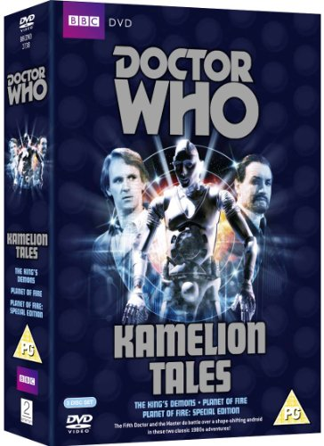 Doctor who kamelion tales box set the king 39 s demons - Toy planet lanzarote ...