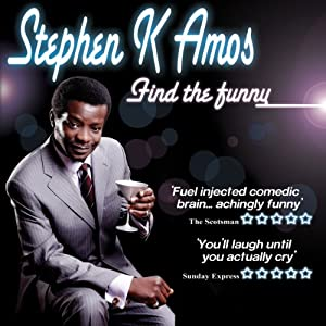 Find the Funny: Live | [Stephen K. Amos]