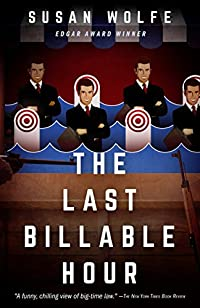 The Last Billable Hour by Susan Wolfe ebook deal