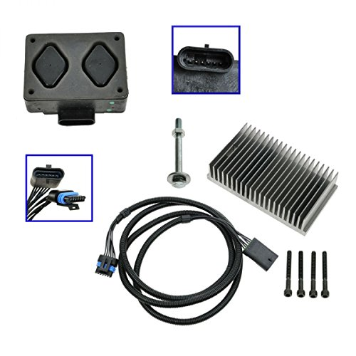 Fuel Pump Driver Module PMD and Relocation Kit Set for Chevy GMC 6.5L Diesel (Pmd Module For Chevy Diesel compare prices)