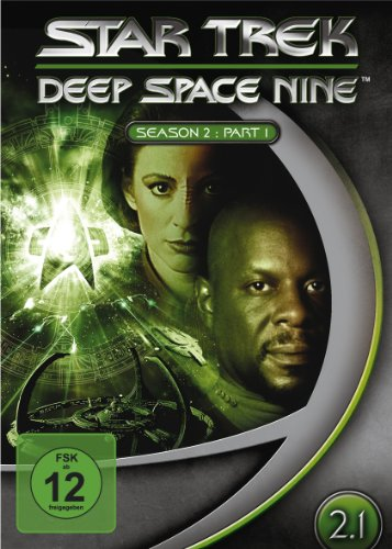 Star Trek - Deep Space Nine: Season 2, Part 1 [3 DVDs]
