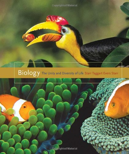 Biology: The Unity and Diversity of Life (Available...