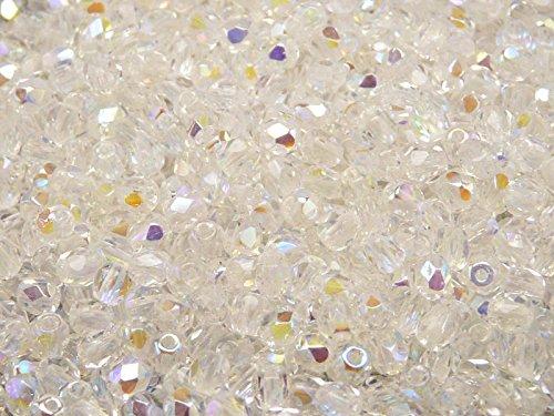 100pc-ceco-perle-di-sfaccettato-vetro-fire-polished-beads-rotondo-4mm-cristallo-ab