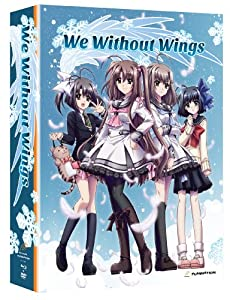 We Without Wings: Season One (Limited Edition Blu-ray/DVD Combo) from Funimation