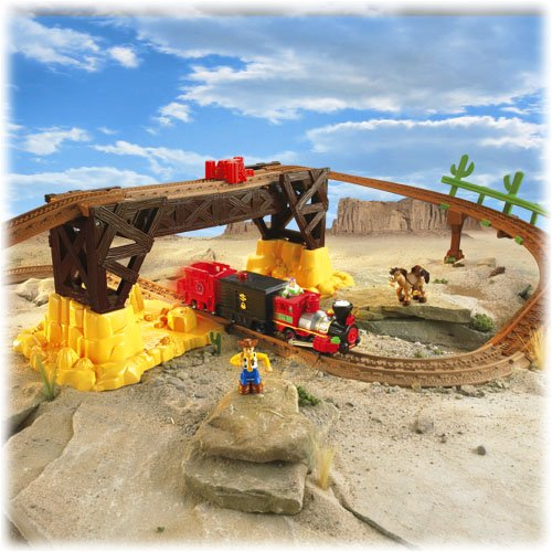 Fisher-Price GeoTrax Disney/Pixar Toy Story 3