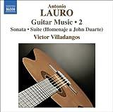 Antonio Lauro: Guitar Music 2