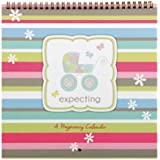 C.R. Gibson 44 Week Pregnancy Calendar, Stripes