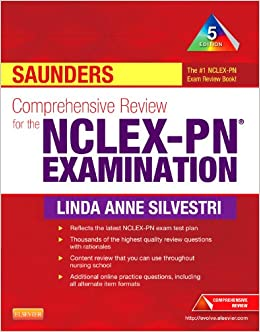 Examination 4th comprehensive saunders the edition review nclex-pn for pdf