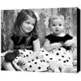 """1 X Custom Photo To Canvas Gallery Wrapped - Ready To Hang On Wall (8"""" x 8"""")"""
