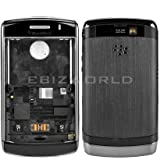 GENUINE FULL HOUSING FOR BLACKBERRY STORM 2 9520 9550 + KEYPAD/COVER/FACEPLATE
