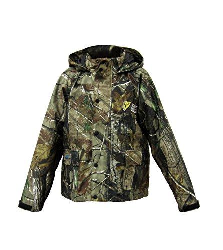 ScentBlocker Youth Drencher Jacket, Camo, Medium (Scent Blocker Rain Gear compare prices)