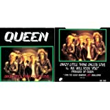 Crazy little thing called love/We will rock you (1979) / Vinyl single [Vinyl-Single 7'']by Queen