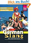 German Slang - the real German (Kaude...