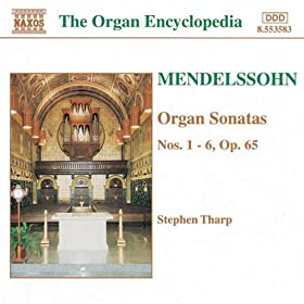 Organ Sonata No. 4, B flat major, Op. 65: Allegretto