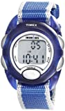 Timex Kids' T7B9829J IronKids Translucent Blue Resin Strap Watch