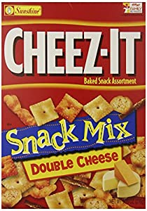 Cheez-It Snack Mix, Double Cheese, 9.75 Ounce