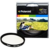 Polaroid Optics 82mm Mehrfachbeschichteter/ Multicoated Glass UV Filter