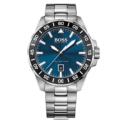 Hugo Boss De los hombres Analógico Deporte Cuarzo Reloj 1513230