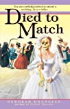 Died to Match (Dell Mystery)