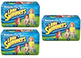 3x 12=36 Huggies Little Swimmers Swimpants Small 7-12kg