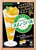 味覚糖 スムージーズ マンゴー 82g×6袋