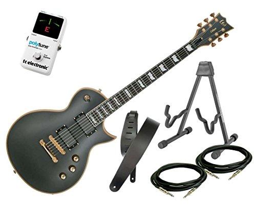 ESP LTD EC-1000 Deluxe Series Bonus Kit w/ Tuner, Strap, Stand, & Cables