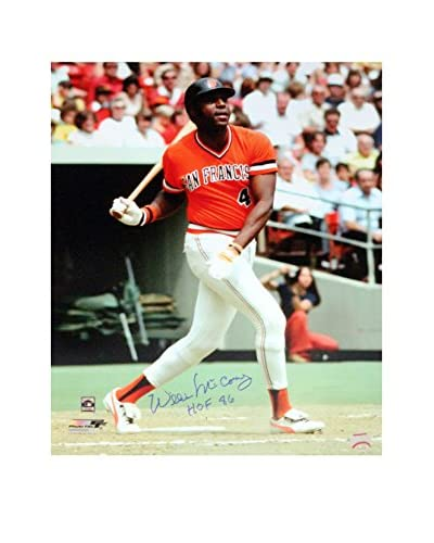 "Steiner Sports Memorabilia Willie McCovey Signed Photo, 20"" x 16"""