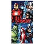 Marvel Avengers Childrens Bath Towel