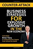img - for Counter-Attack: Business Strategies for Explosive Growth in the New Economy book / textbook / text book