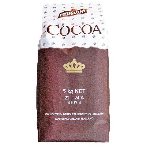 バンホーテン 業務用 ココアパウダー 1kg袋