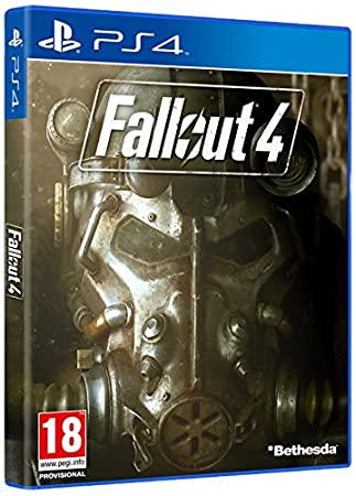 The Fallout 4 Amazon Bundle (PS4)