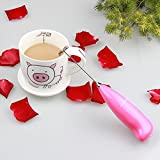 Portable Coffee FRAPPE Egg Mixer ELECTRIC Milk Coffee Frother Kitcthen Whisk - B01LXLWGD9