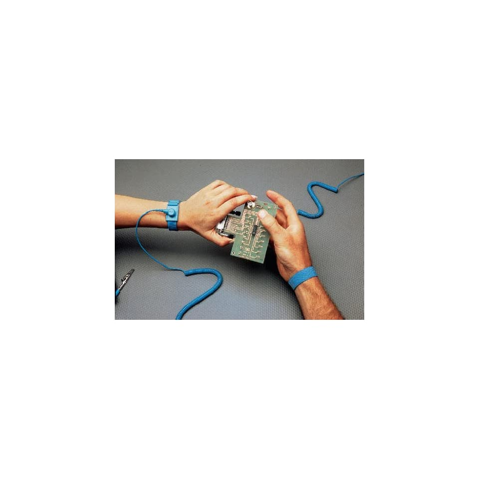 Ameri Stat* Wrist Strap Grounding Cord , ITW Richmond Technology