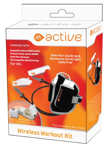 EA Sports Active Wireless Workout Kit For Wii