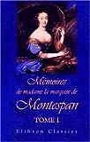 echange, troc Françoise Athénaïs de Montespan - Mémoires de madame la marquise de Montespan