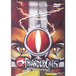 Thundercats Movie Online on Site   Buy Thundercats Los Felinos Cosmicos Vol  2 Movie Online