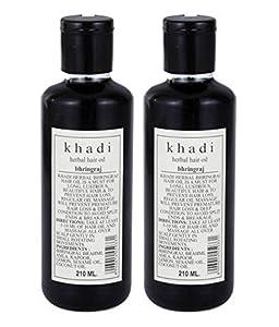 Khadi Bhringraj Hair Oil