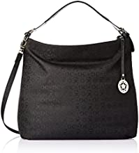 Gussaci Italy Women's Handbag (Black) (GC024)
