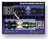 Night & Day City Puzzle - Washington DC