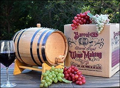 Barrel XL Barrel Aged Cabernet Wine Making Kit