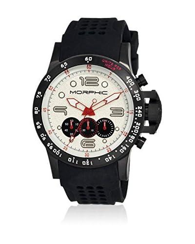 Morphic Reloj con movimiento cuarzo japonés Mph2311 Negro 45  mm
