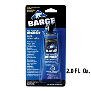 Barge Glue Cement by Barge