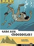 echange, troc Alain Surget - Les enfants du Nil, Tome 14 : Gare aux crocodiles !