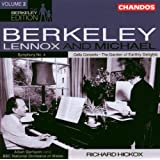 Sir Lennox Berkeley : Symphonie N° 4 - Michael Berkeley : The Garden Of Earthly Delights